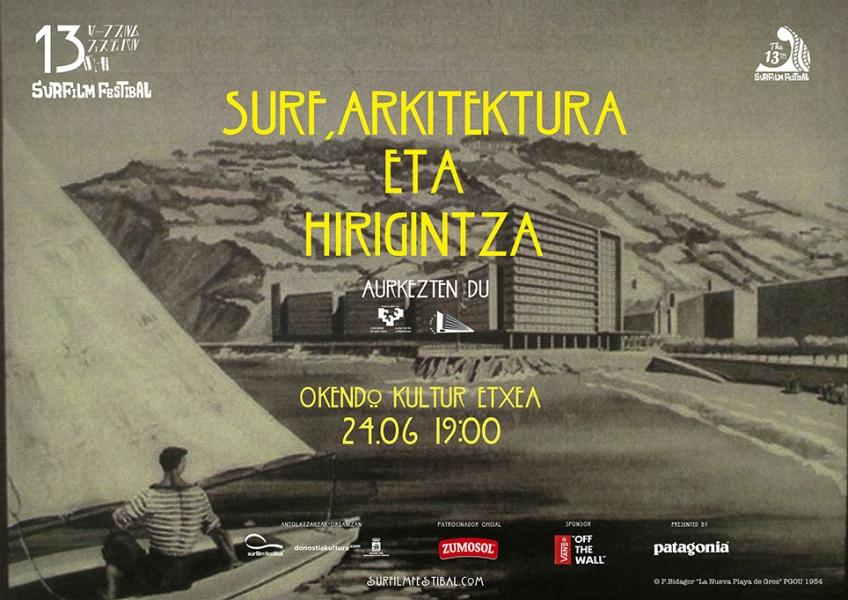 Surf arquitectura y urbanismo m s cosas del festival - Escuela superior de arquitectura de san sebastian ...